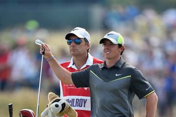 Rory McIlroy J-p Fitzgerald 143rd Open Championship: Day 2