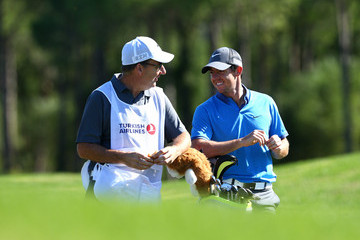 Rory McIlroy J-p Fitzgerald Turkish Airlines Open - Previews
