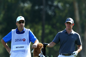 Rory McIlroy J-p Fitzgerald Turkish Airlines Open - Day Three