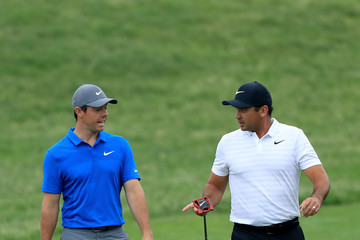 Rory McIlroy Jason Day The Memorial Tournament Presented By Nationwide - Round Two