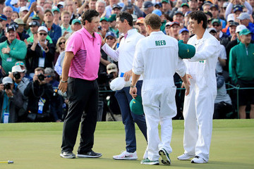 Rory McIlroy The Masters - Final Round