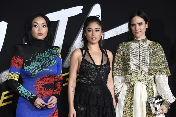 "Premiere Of 20th Century Fox's ""Alita: Battle Angel"" - Arrivals"