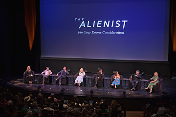 Rosalie Swedlin Mara LePere-Schloop 'The Alienist' - Los Angeles For Your Consideration Event