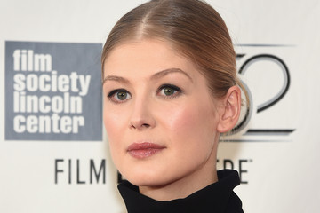 Rosamund Pike 'Gone Girl' Premieres in NYC