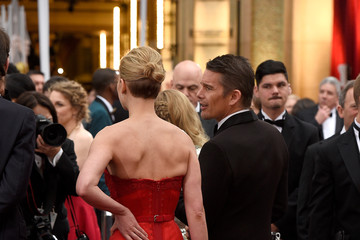Rosamund Pike Arrivals at the 87th Annual Academy Awards — Part 3