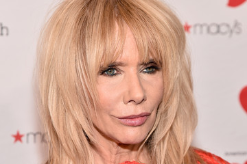 Rosanna Arquette The American Heart Association's Go Red For Women Red Dress Collection 2019 Presented By Macy's - Arrivals & Front Row