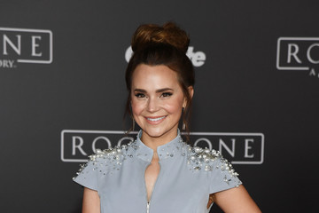 Rosanna Pansino Premiere of Walt Disney Pictures and Lucasfilm's 'Rogue One: A Star Wars Story' - Arrivals