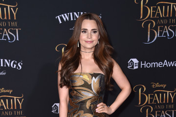 Rosanna Pansino Premiere Of Disney's 'Beauty And The Beast' - Arrivals