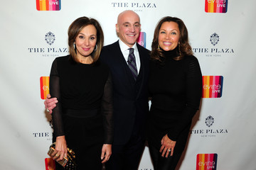 Rosanna Scotto EVINE Live Launches New Digital Retail Brand During Live Broadcast From The Plaza In New York City