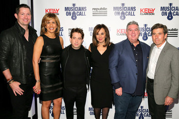 Rosanna Scotto Musicians On Call Celebrates Its 15th Anniversary Honoring Kelly Clarkson And EVP Of Republic Records, Charlie Walk