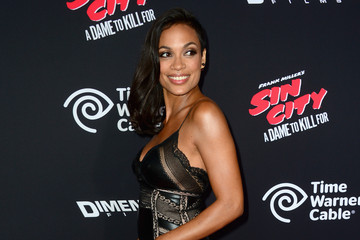 Rosario Dawson 'Sin City: A Dame to Kill For' Premieres in Hollywood —Part 3