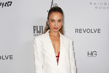 Rose Bertram Daily Front Row's 2019 Fashion Media Awards