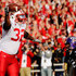 John Clay Photos - Running back John Clay #32 of the Wisconsin Badgers celebrates after scoring a touchdown in the first quarter against the TCU Horned Frogs during the 97th Rose Bowl game on January 1, 2011 in Pasadena, California. - Rose Bowl Game - Wisconsin v TCU