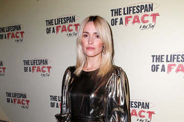 Rose Byrne 'The Lifespan Of A Fact' Opening Night