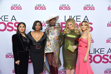 Rose Byrne Tiffany Haddish World Premiere Of 'Like A Boss' At SVA Theatre In New York City