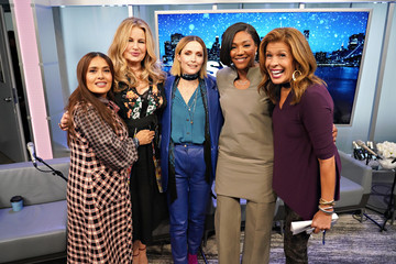 Rose Byrne Tiffany Haddish SiriusXM's Town Hall With The Cast Of 'Like A Boss' Hosted By Hoda Kotb