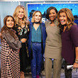 Rose Byrne SiriusXM's Town Hall With The Cast Of 'Like A Boss' Hosted By Hoda Kotb