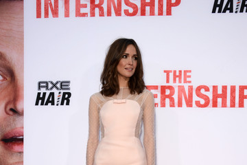 Rose Byrne The Internship Premiere