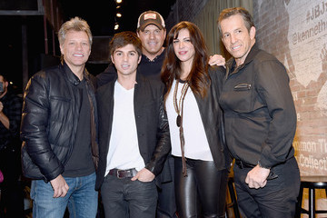 Rose Falcon Jon Bon Jovi & Kenneth Cole Curated Acoustic Concert - Mercedes-Benz Fashion Week Fall 2015