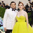 Rose Leslie The 2021 Met Gala Celebrating In America: A Lexicon Of Fashion - Arrivals