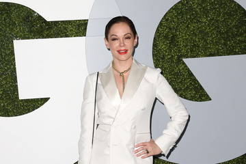 Rose McGowan Arrivals at the GQ Men of the Year Party