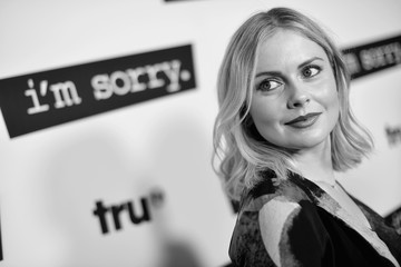 Rose McIver truTV's 'I'm Sorry' Premiere Screening and Party