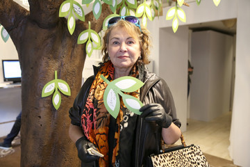 Roseanne Barr HBO Luxury Lounge Presented By Ancestry - Day 2