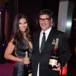 Roselyn Sánchez Moet & Chandon Toasts to the Vanidades Icons of Style