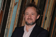 Andrew Upton arrives at the opening night of Rosencrantz & Guildenstern are Dead at the Sydney Theatre Company on August 10, 2013 in Sydney, Australia.