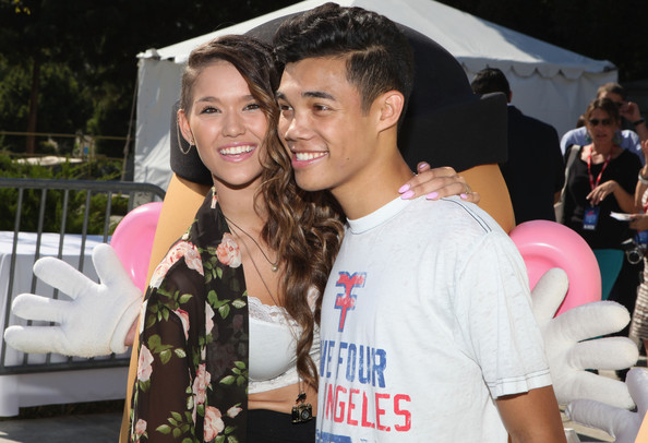 Roshon Fegan - Variety's Power Of Youth Presented By Hasbro And GenerationOn - Red Carpet