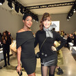 Roshumba Williams Nicole Miller - Front Row - February 2019 - New York Fashion Week: The Shows