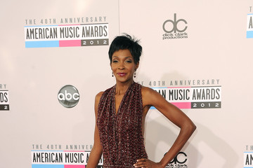 Roshumba Williams The 40th American Music Awards - Arrivals