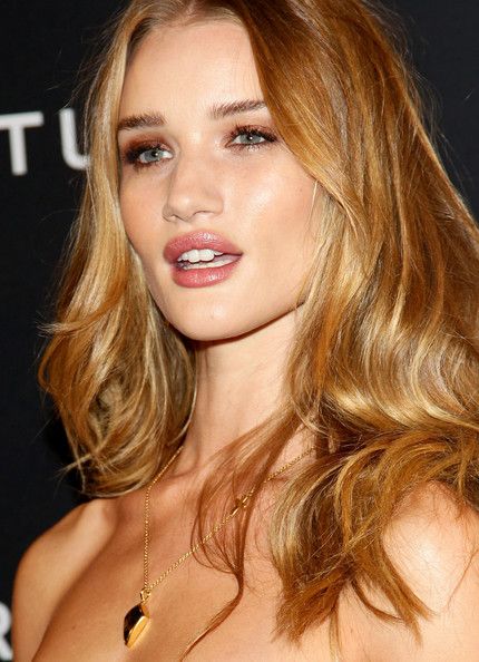 Vertu Global Launch Of The   Rosie Huntington Whiteley
