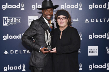 Rosie O'Donnell 28th Annual GLAAD Media Awards - Dinner & Awards