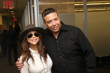 Rosie Perez Annual Charity Day Hosted By Cantor Fitzgerald, BGC and GFI - GFI Office - Inside