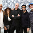 Rosie Perez Roger Gastman And LL COOL J Host BEYOND THE STREETS Opening Night At 25 Kent