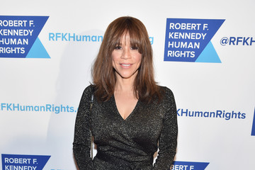 Rosie Perez RFK Human Rights' Ripple of Hope Awards Honoring VP Joe Biden, Howard Schultz & Scott Minerd in New York City - Arrivals
