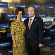 Rosie Perez Annual Charity Day Hosted By Cantor Fitzgerald, BGC, And GFI - Cantor Fitzgerald Office - Inside