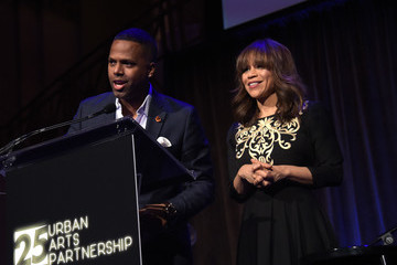 Rosie Perez Urban Arts Partnership Celebrates 25th Anniversary Benefit at Cipriani Wall Street
