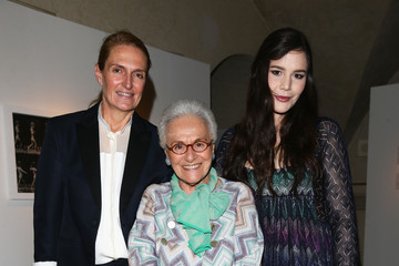 Rosita Missoni Conde' Nast International Luxury Conference - Drinks Reception Hosted By Salvatore Ferragamo