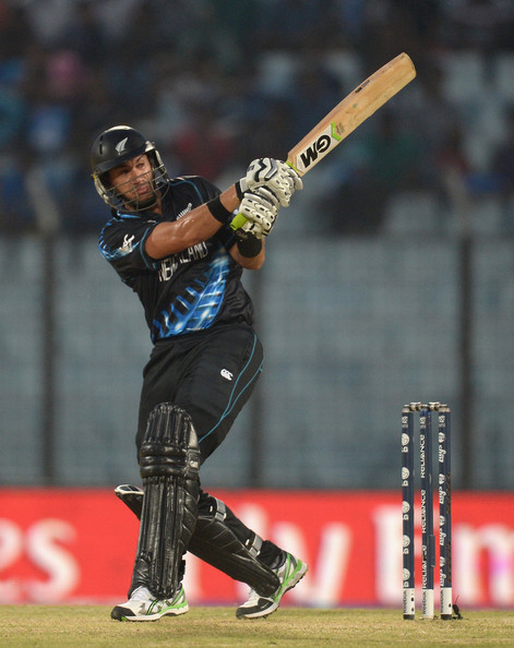 New Zealand V South Africa In This Photo Ross Taylor Of