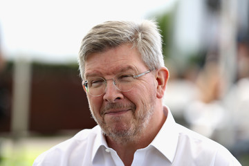 Ross Brawn Australian F1 Grand Prix - Previews