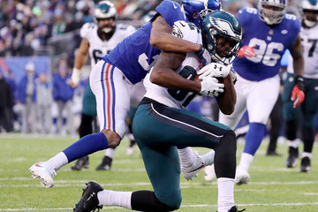 Ross Cockrell Philadelphia Eagles v New York Giants