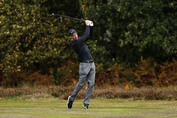 Ross Fisher Sky Sports British Masters - Day Two