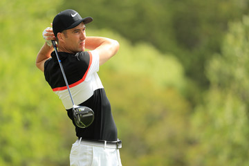Ross Fisher World Golf Championships-Dell Match Play - Round One