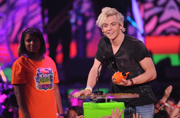 Ross Lynch - Nickelodeon's 27th Annual Kids' Choice Awards - Show