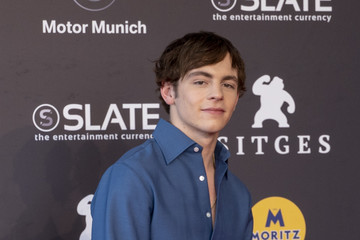 Ross Lynch Red Carpet Photocall Of Netflix's 'Chilling Adventures Of Sabrina' At Sitges Film Festival 2018