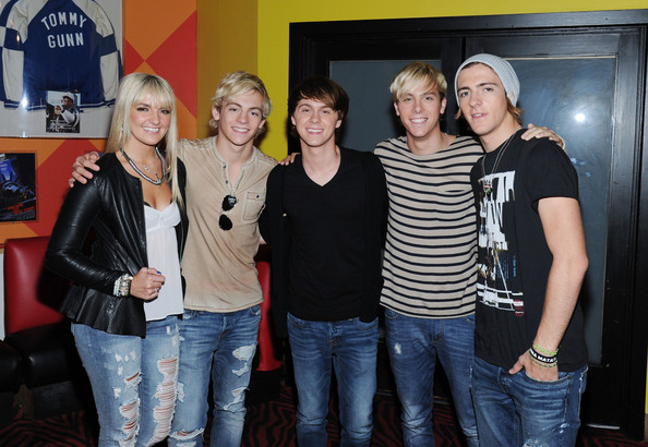 Ross Lynch - R5 Visit Planet Hollywood Times Square