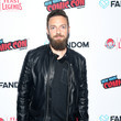 Ross Marquand Wendy's Presents 'Heroes After Dark' Powered By New York Comic Con And Fandom - The Official After Party Of NYCC