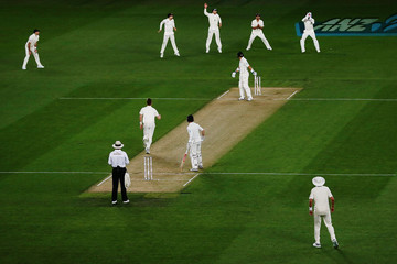 Ross Taylor New Zealand vs. England - 1st Test: Day 1